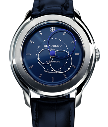 Montre Beaubleu Brio klein blue