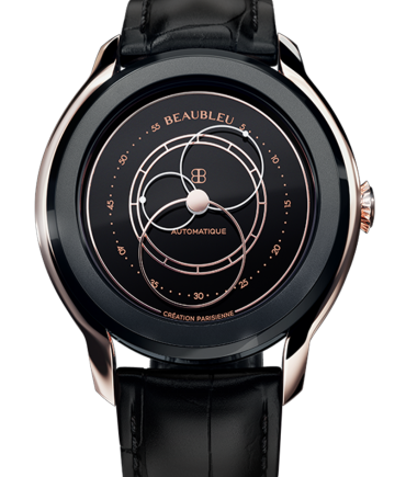 Montre Beaubleu Audace Black