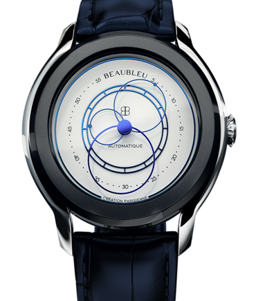 Montre Beaubleu Intrepide Albaster white