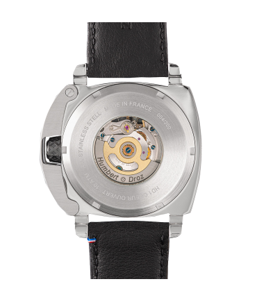 Montre HUMBERT-DROZ HD1 coeur ouvert Or